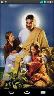 Jesus Live Wallpaper Image 4