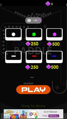 Paddle Bounce Ballz на андроид - скачать Paddle Bounce Ballz бесплатно