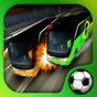 Futebol Team Bus Battle Brasil  APK