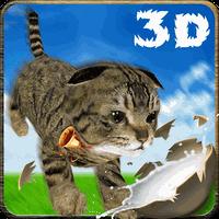 Real Haustier Katze Simulator APK Icon