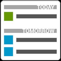 Ícone do apk Calendar Widget