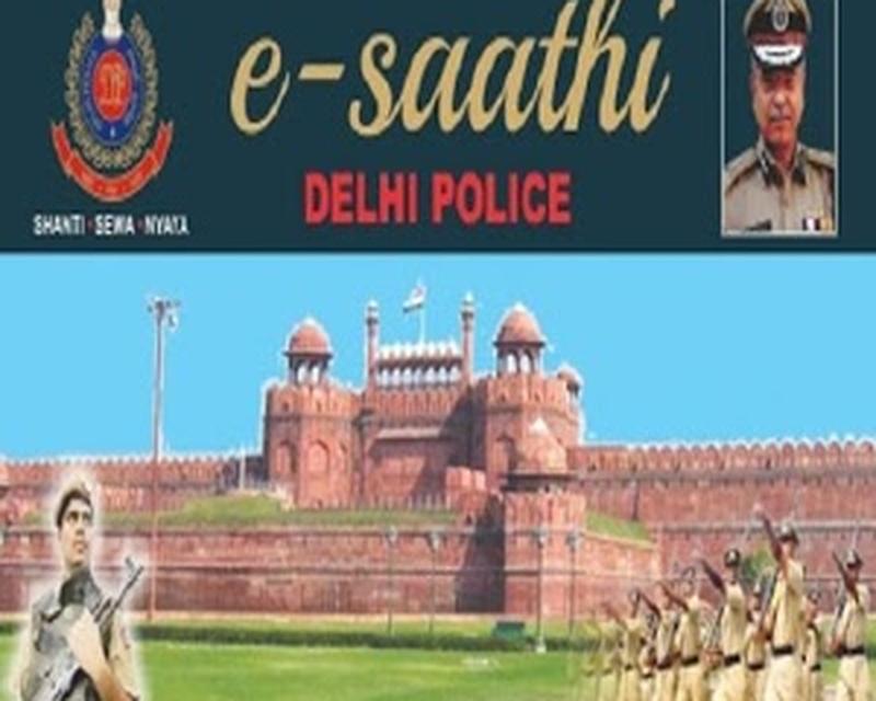e-Saathi, Delhi Police Pilot Android - Free Download e-Saathi, Delhi