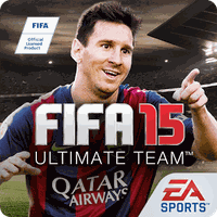 FIFA 15 Ultimate Team APK Simgesi