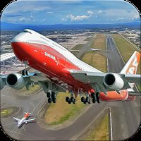 ✈️ Fly Real War jet Airplane apk icon