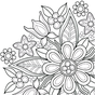 Flowers Mandala coloring book 2.2.0
