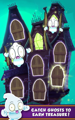 Coin Dozer: Haunted Ghosts Android - Free Download Coin Dozer