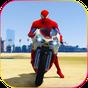Superhero Tricky bike race (kids games) 1.0