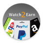 Watch2Earn - Free Paypal Cash & Gift Cards 1.0.2 APK