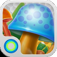 Mushroom Forest Hola Theme apk icon