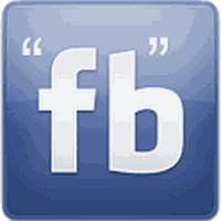 Ícone do apk Facebook Status & Check In