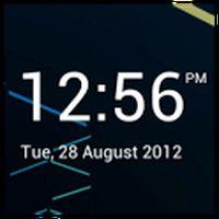 APK-иконка Minimalistic Digital Clock