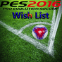 PES 2016 News and Wish List  APK