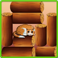 Ícone do apk Cat Rescue - Puzzles