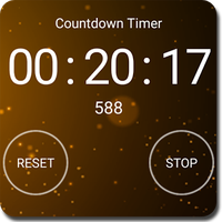 Countdown Timer & Stopwatch & Caller ID icon