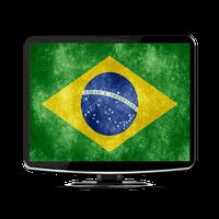 Ícone do apk TV brasileira ao vivo HD