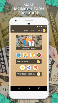 Make Money - Earn Free Cash Android - Free Download Make