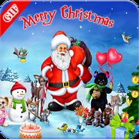 Wesołych świąt Gif Obrazów Android Pobierz Wesołych świąt Gif