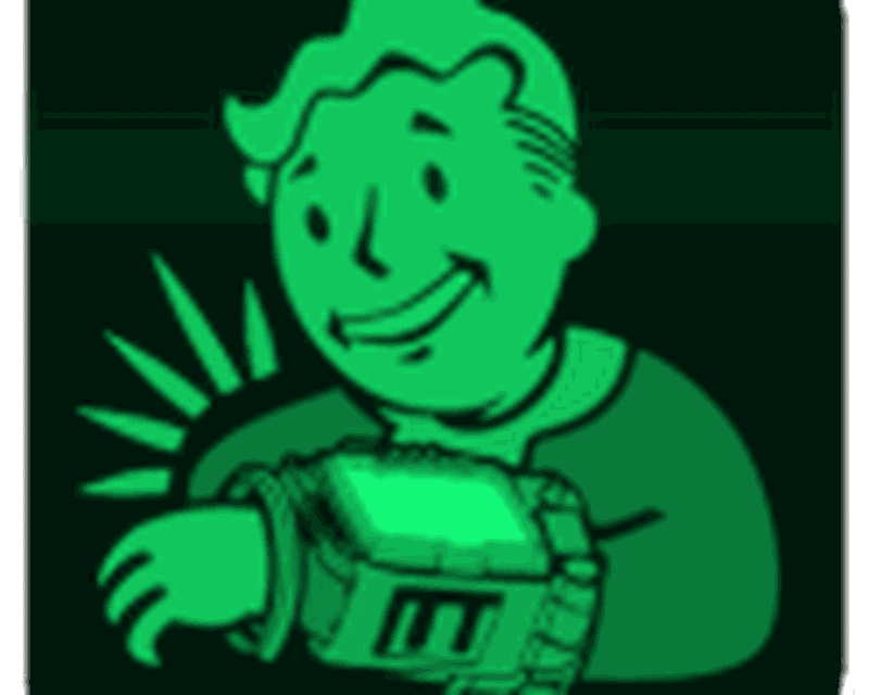 PipBoy 3000 Live Wallpaper Android
