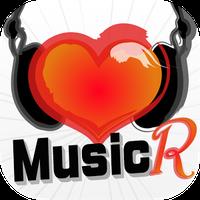 無料で音楽聴き放題 Music Heart R3 アイコン
