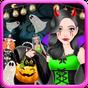 Juegos princesa de halloween 10.1