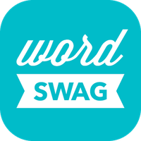 Icône de Word Swag - Cool fonts, quotes
