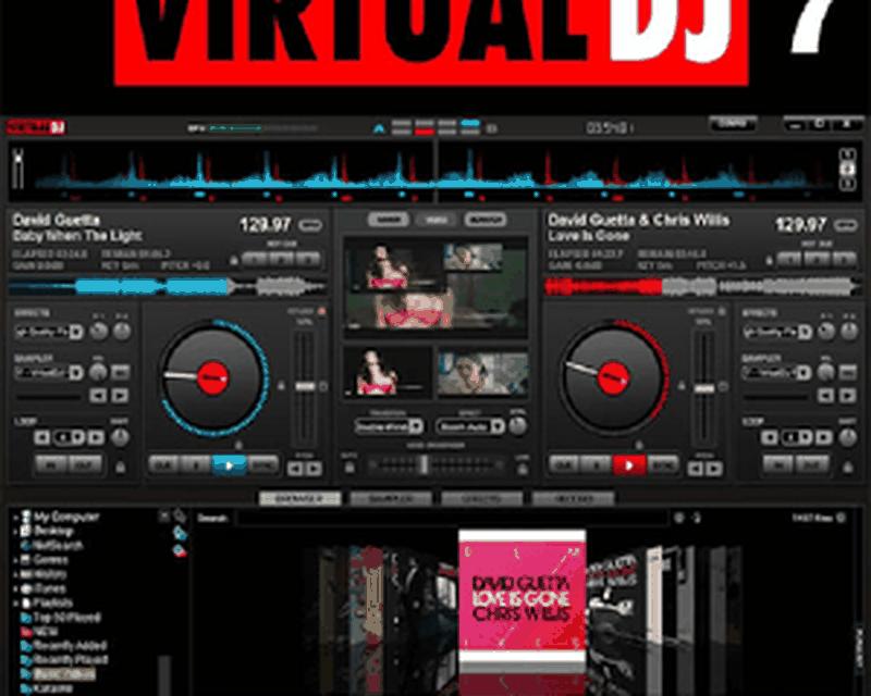 virtual dj 8 pro completo portugues download gratis