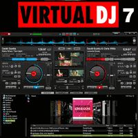 Ícone do apk Virtual DJ 7 gratuito