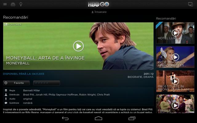 Descarcă HBO GO Romania 4 8 0 APK gratuit pentru Android
