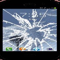 Ícone do apk Tela quebrada falsa
