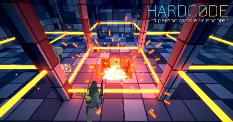 Hardcode (VR Game) Android - Free Download Hardcode (VR Game