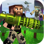 Cube of Duty: Bloques Ghost C5 APK