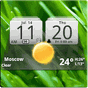 MIUI Digital Weather Clock v4.2.4 APK