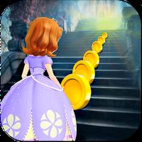 Ícone do apk Adventure Princess Sofia Run - First Game