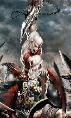 God Of War Live Wallpapers Screenshot Apk 0
