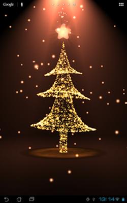 Imagenes Animadas Arboles Navidad.Arbol De Navidad Fondo Animado 6 4 1 Android Descargar Gratis