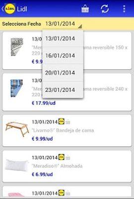 Alydl: Aldi, Lidl and Dia España screenshot apk 2