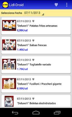 Alydl: Aldi, Lidl and Dia España screenshot apk 3