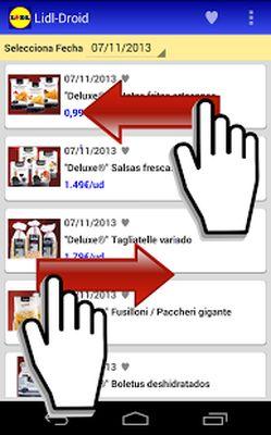 Alydl: Aldi, Lidl and Dia España screenshot apk 4