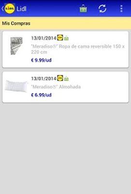 Alydl: Aldi, Lidl and Dia España screenshot apk 7