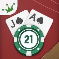 Royal Blackjack Casino: 21 Card Game Simgesi