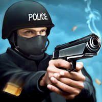 Icono de Ciudad Crime tiroteo Policía
