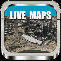Ícone do apk GPS mapas ao vivo