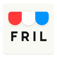 フリマアプリ フリル -手数料無料の簡単フリマアプリ アイコン