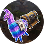 Fortnite Map With Llamas and Chests 8.0