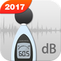 detector de decibéis e ruído