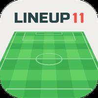 Lineup11 - Football Line-up APK Simgesi