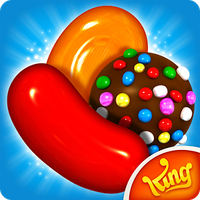 Icono de Candy Crush Saga