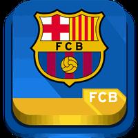 FC Barcelona Official Keyboard APK Simgesi