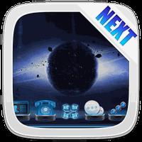 Ikona apk Next Launcher Theme SpaceFax