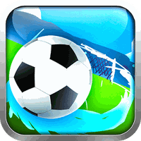 Flick Soccer 3D Simgesi